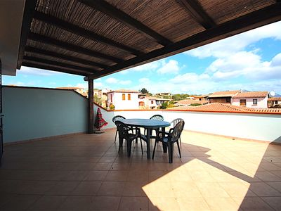 Photo for QUIET VILLA WITH VERANDA AND POOL 2 STEPS FROM THE SEA