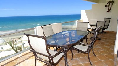 Photo for Las Palmas Resort at Sandy Beach: Condo Grande 603