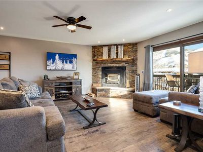 Photo for RA407 by Mountain Resorts: Stunning interiors! Newly remodeled as of Oct 2019!