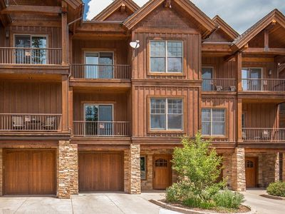 Photo for Luxury Townhome at Purgatory Mountain Resort!