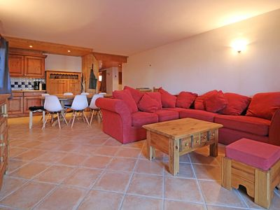 Photo for 4 ROOMS 8 pers. LA ROSIERE