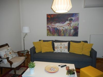 Photo for Athens - City Center - 2 Bedroom apartment
