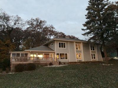 Photo for Beautiful,  Lake Front Home-Take a Look! FREE kayaks to use.