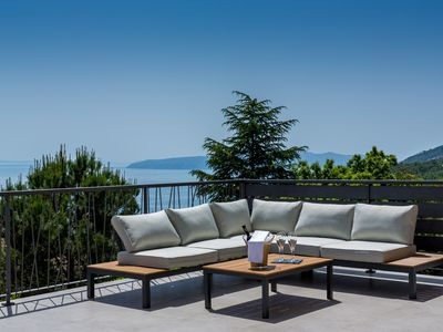 Photo for Modern luxury villa near Opatija with 5 bedrooms