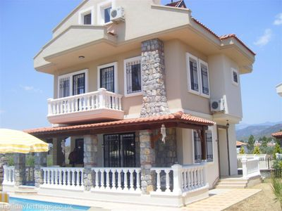Photo for Private villa in calıs and only 200 meters to the beach