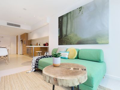 Photo for SKY 2 BED IN HEART OF BNE CITY | POOL & GYM QBN222