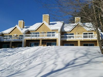 Photo for Cozy Condo with Picturesque Mountain Views - Epic Pass Ski Vacation Wonderland!
