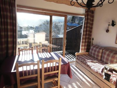Photo for 1BR Apartment Vacation Rental in CHAMPAGNY EN VANOISE