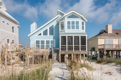 Photo for Dream Answered - Recently Renovated Beautiful 4 Br Gulf Front Home, Sleeps 11