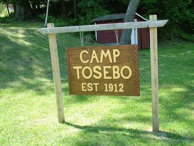 Photo for Camp Tosebo is the perfect family getaway!