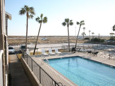Photo for Gulf And Sound Views! 1 Bedroom/2 Bath Sleeps 5, Has Hidden Bunk Bed.