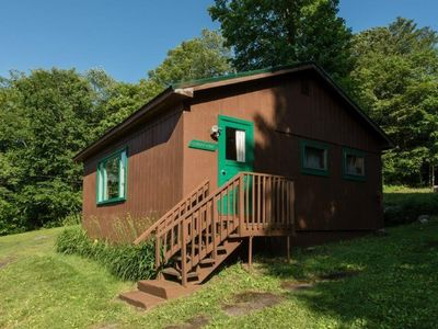 Unique and affordable Adirondack experience on pristine mountain lake