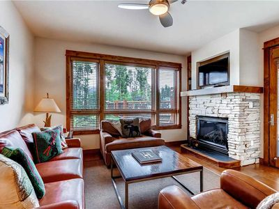 Photo for Nestled in the pines with outdoor pool, hot tubs, hiking & biking trails closeby