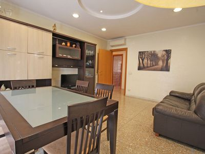 Photo for Apartment Licia, near the Vatican City, with 2 bedrooms, it can accommodate 6 people.