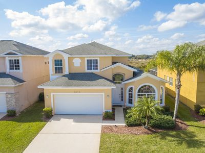 Photo for Cozy 5 Bd Single Family Home Close to Disney 1073 @Crystal Cove Resort