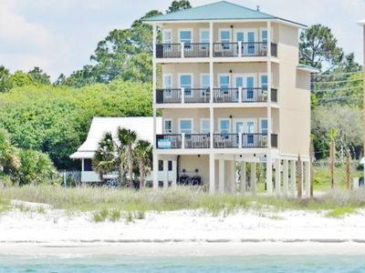 Photo for Luxury Beachfront 5BR Home w/ Elevator, Master Suite, Views from all rooms, WiFi
