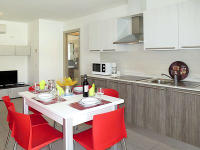 Photo for Apartment Residenz Monica (LIG700) in Lignano Sabbiadoro - 6 persons, 2 bedrooms
