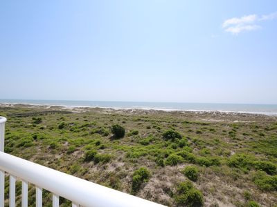 Photo for Wrightsville Dunes 3C-E - Oceanfront condo with community pool, tennis, beach