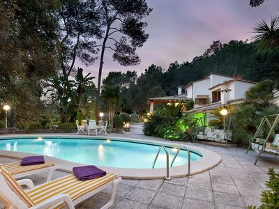 Photo for Villa With Cared Large Gardens And Private Swimming Pool