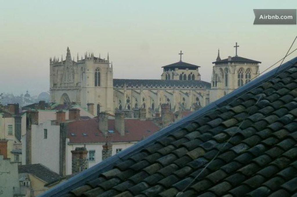 Vieux Lyon : Charming & cosy flat with view