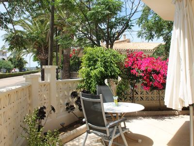 Photo for Apartment in the coastal town of Sillot, close to the beach