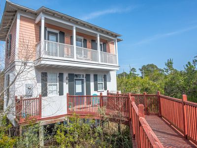 Photo for Captiva, 30A Cottages, 3 Night Min., Bungalows in Seagrove, 2 Pools, August Discounts Avail!