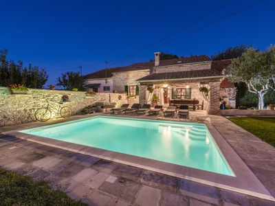 Photo for Villa Sisman in idyllic, completely quiet and picturesque location