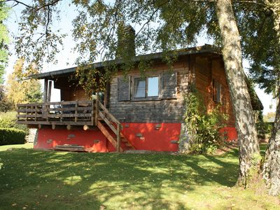Photo for Authentic chalet in the heart of Hautes Fagnes