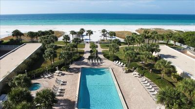 Horizons West #201 on Siesta Key -  3 Bedroom Unit with a View of the Gulf of Mexico