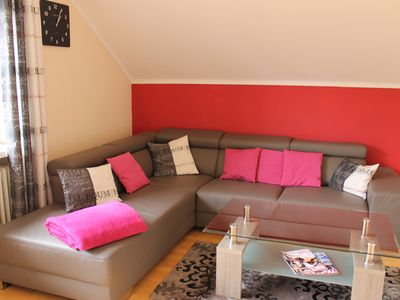 Photo for Modern, spacious apartment in the countryside and in 30 minutes in the city center