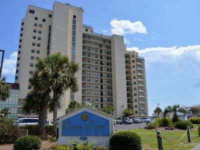 Photo for Beachfront 3 BR/3 Bath Condo in Ocean Isle Beach, NC