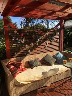 Photo for In the heart of Mapua, private garden and decking