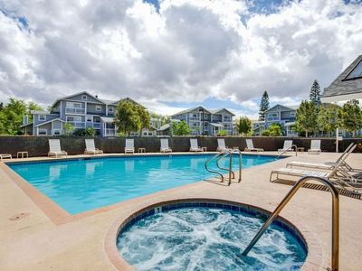 Photo for 2 bedroom 2 bath Condo with Pool & Hot Tub