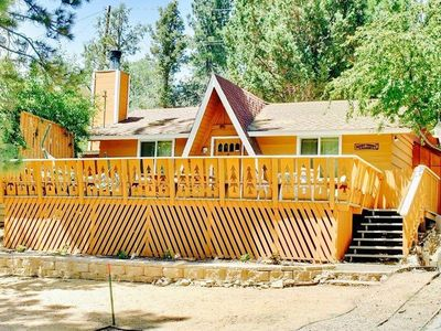 Photo for Mtn Views from Hot Tub on Terrace! Minutes from Ski Slopes, Zoo & Golf Course!