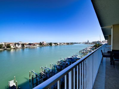 Photo for Bay Harbor 401 4th Floor Condo with Panoramic Water View