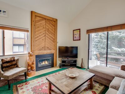 Photo for 1 Minute to Ski Lifts! 3BR w/ Pools, Hot Tubs, Volleyball & Tennis Courts