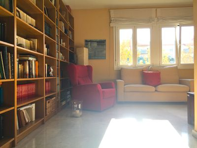 Photo for SPACIOUS AND BRIGHT FLOOR WITH POOL AND GARAGE NEAR FIBES
