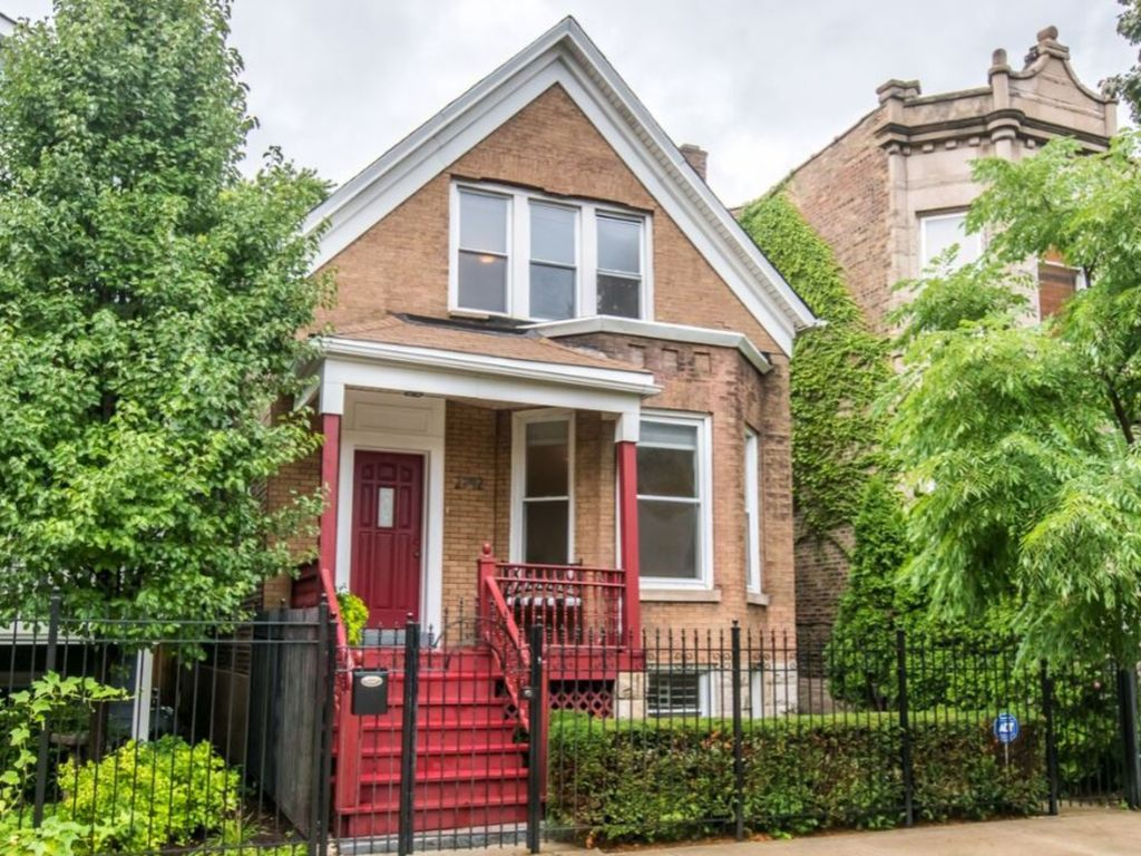 Three Bedroom Home in Heart of Logan Square