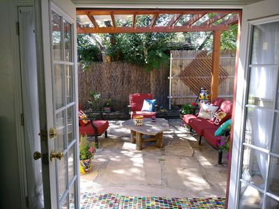 Charming, Cozy, Colorful,  Casita, near everything downtown! . **Plz see Notes