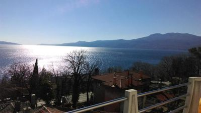 Photo for Holiday apartment Rijeka for 3 - 5 persons with 2 bedrooms - Holiday apartment