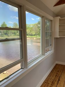 Photo for Outstanding riverfront home near Dock Square!