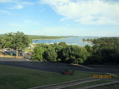 Photo for Indian Point Lakefront Condo-Two Miles from Silver Dollar City