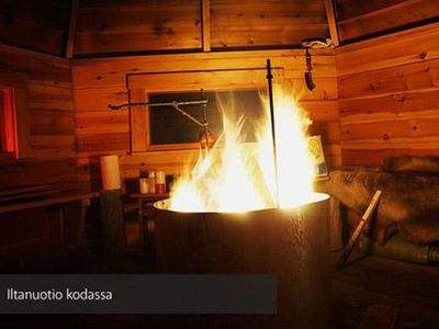 Photo for Vacation home Lomavaara in Inari - 8 persons, 3 bedrooms