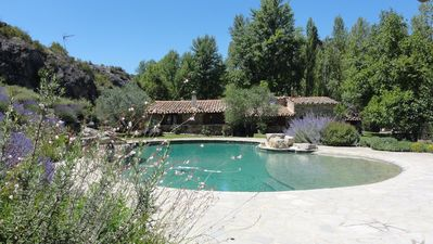 Photo for Exceptional property in delightful grounds with superb swimming pool.