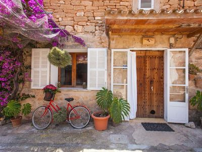Photo for Holiday house Ses Salines for 1 - 4 persons with 1 bedroom - Holiday house