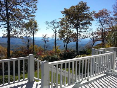 Photo for Private With An Incredible View Of Linville Gorge!