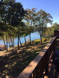Photo for Secluded Waterfront Get Away on Smith Mountain Lake