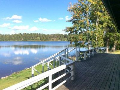 Photo for Vacation home Leppäranta in Saarijärvi - 5 persons, 1 bedrooms