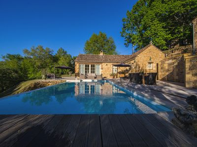 Photo for Beautiful villa for 8 people with private pool NOW OFFER in the month september!