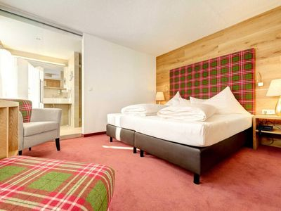 Photo for Juniorsuite Rote Wand - Alpenresort Walsertal - The 4 star hotel 'At the top'
